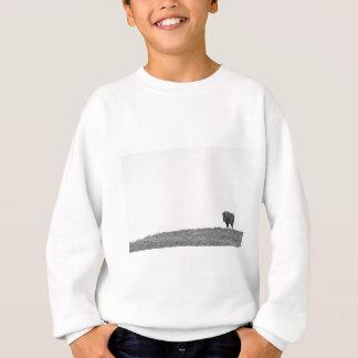 丘BWのバイソン スウェットシャツ