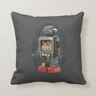 両側のロボットが付いている子供で最もクールな枕 クッション