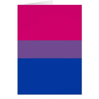 両性の旗 カード