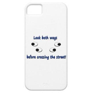 両方の方法…交差の通りを見て下さい! iPhone 5 COVER