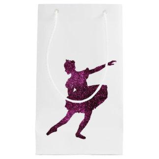 両面砂糖のプラム妖精 スモールペーパーバッグ