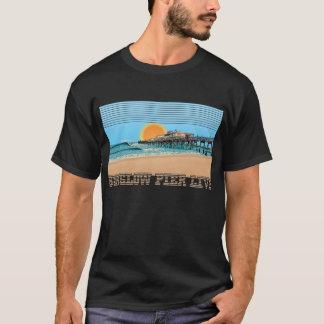 並ぶSunglow桟橋 Tシャツ