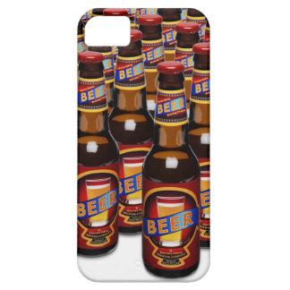 並んでビールのボトル(デジタル合成物) iPhone 5 Case-Mate ケース