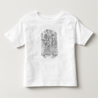 中世の公衆衛生 トドラーTシャツ