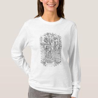 中世の公衆衛生 Tシャツ
