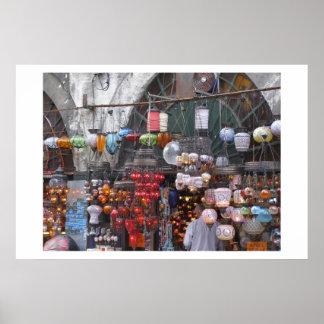 中世イスタンブールに戻る ポスター