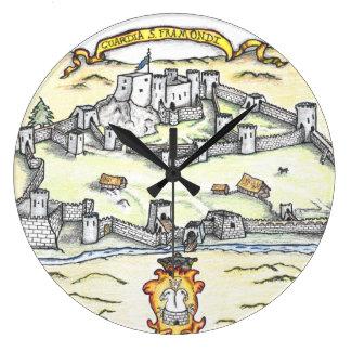中世グアルディア ラージ壁時計