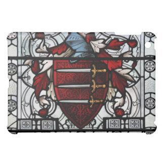 中世ステンドグラスのパネル iPad MINI CASE