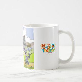 中世マグ コーヒーマグカップ