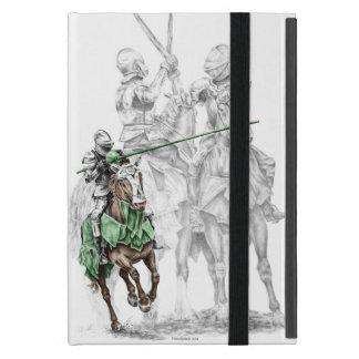 中世ルネサンスの騎士 iPad MINI ケース