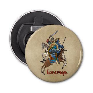 中世ロシア語Bogatyr 栓抜き