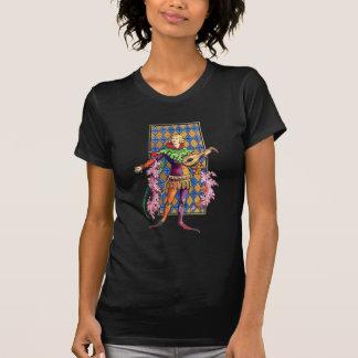 中世吟遊詩人およびルート Tシャツ