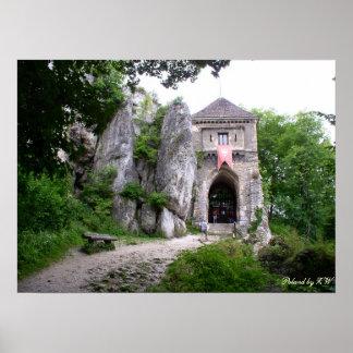 中世城ポスター ポスター
