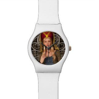 中世女性 腕時計