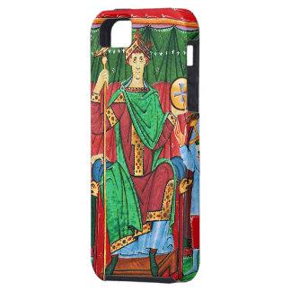 中世皇帝iPhone4の箱 iPhone SE/5/5s ケース