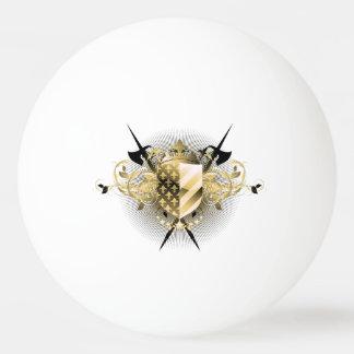 中世盾のピンポン球 卓球ボール