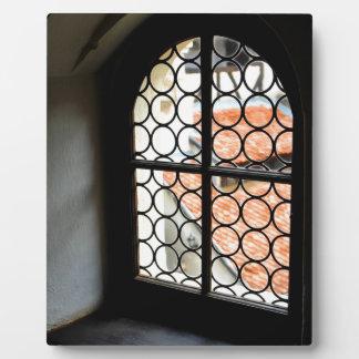 中世窓 フォトプラーク