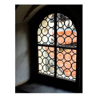 中世窓 ポストカード