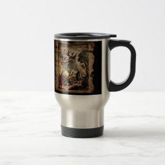 中世精神の吟遊詩人 トラベルマグ
