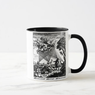 中世精神の吟遊詩人 マグカップ