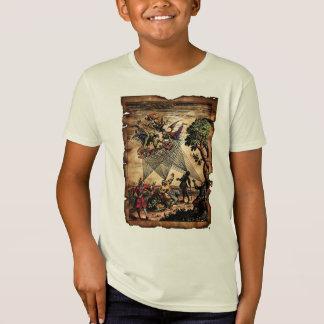 中世精神の吟遊詩人 Tシャツ