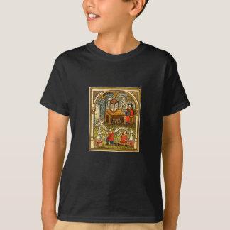 中世錬金術の研修会 Tシャツ