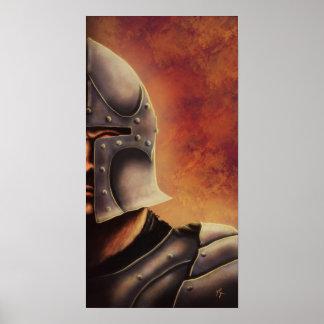 中世騎士ポスター ポスター