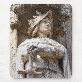 中世騎士 マウスパッド