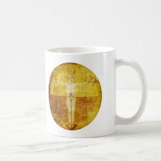 中世魔法の錬金術アイコンマグ コーヒーマグカップ