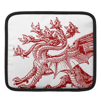 中世Hyrda -多数はドラゴンの先頭に立ちました iPadスリーブ