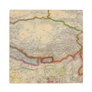 中国およびチベット ウッドコースター