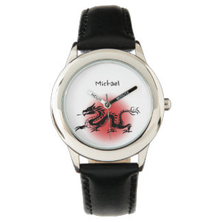 中国ので伝統的なドラゴンの名前 腕時計