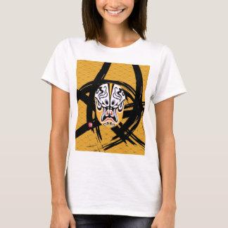 中国のなオペラポップアート! Tシャツ