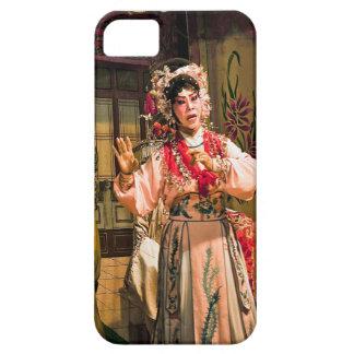中国のなオペラ歌手、シンガポール iPhone SE/5/5s ケース