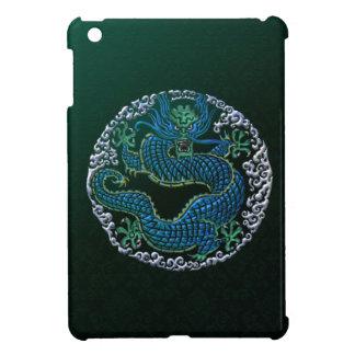 中国のなドラゴンのオーナメント iPad MINI カバー
