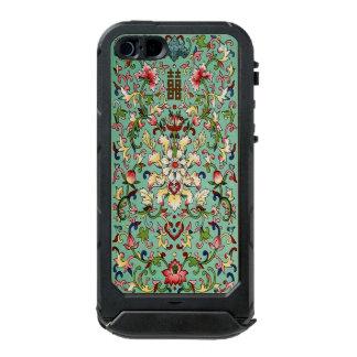 中国のなパターンiPhone SE/5/5S Incipioの地図書ID ウォータープルーフiPhone SE/5/5sケース