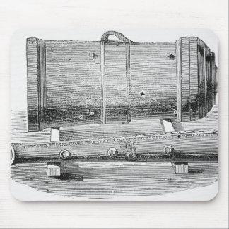 中国のなモンスター乳鉢1845年 マウスパッド
