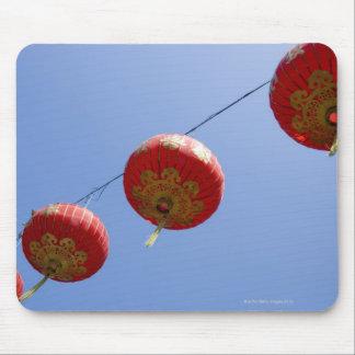 中国のなランタン マウスパッド