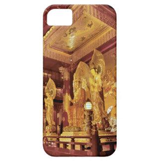 中国のな寺院の姿、シンガポール iPhone SE/5/5s ケース