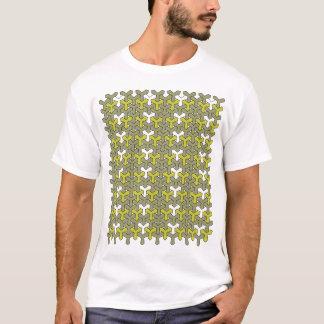 中国のな平面充填 Tシャツ
