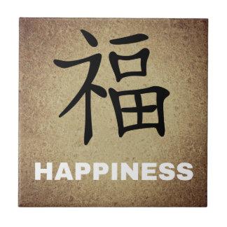 中国のな幸福 タイル