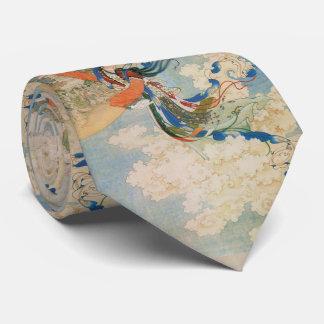 中国のな月の女神のタイ ネクタイ