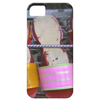 中国のな木の靴、シンガポール iPhone SE/5/5s ケース