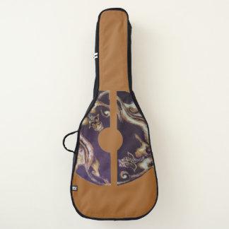 中国のな猫のギターの箱 ギターケース