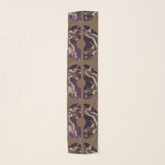中国のな猫のスカーフ スカーフ