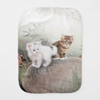 中国のな猫の芸術2の子ネコ バープクロス