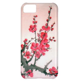 中国のな花、東洋のコレクション5 iPhone5Cケース