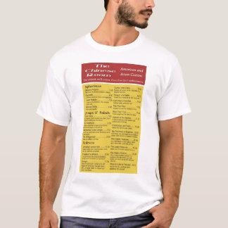 中国のな部屋 Tシャツ