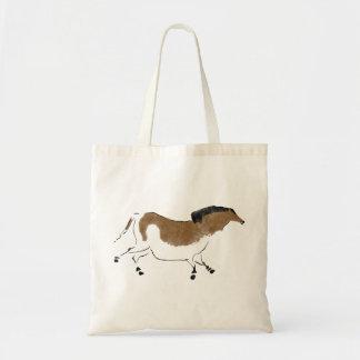 中国のな馬 トートバッグ