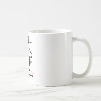中国のなTaiのキーYingヤン コーヒーマグカップ